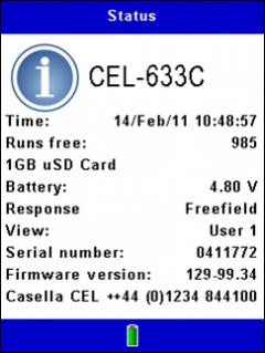 CASELLA 630系列声级计